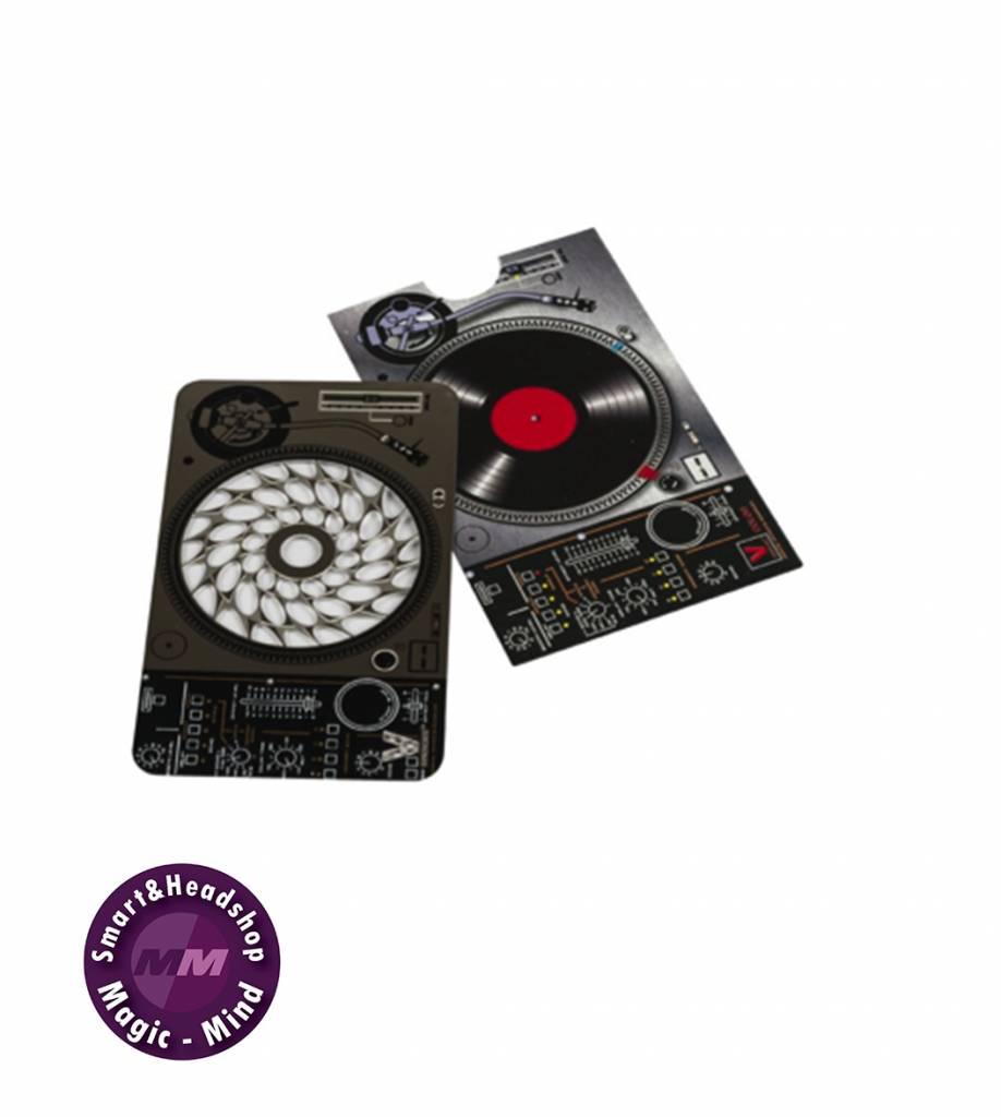 Credit Card Grinder: DJ Groove
