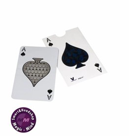Credit Card Grinder: Ace of Spades