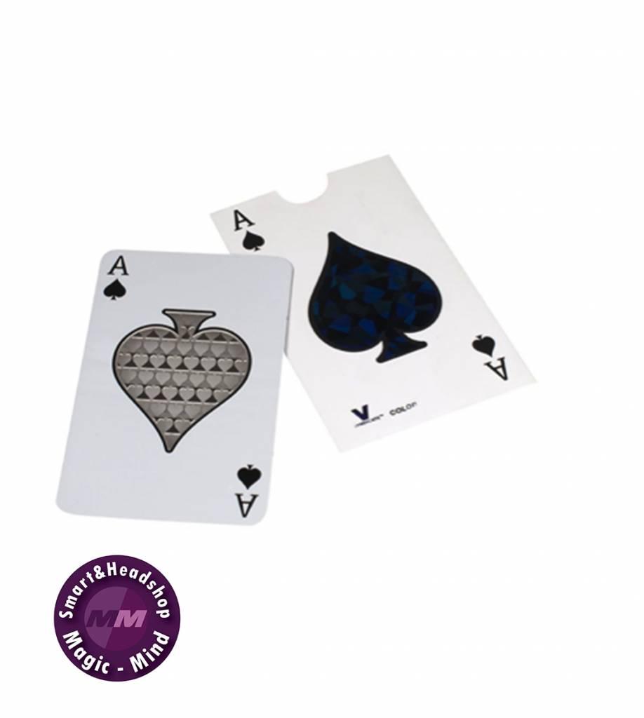 Credit Card Grinder: Ace of Spades