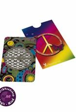 Credit Card Grinder: Peace