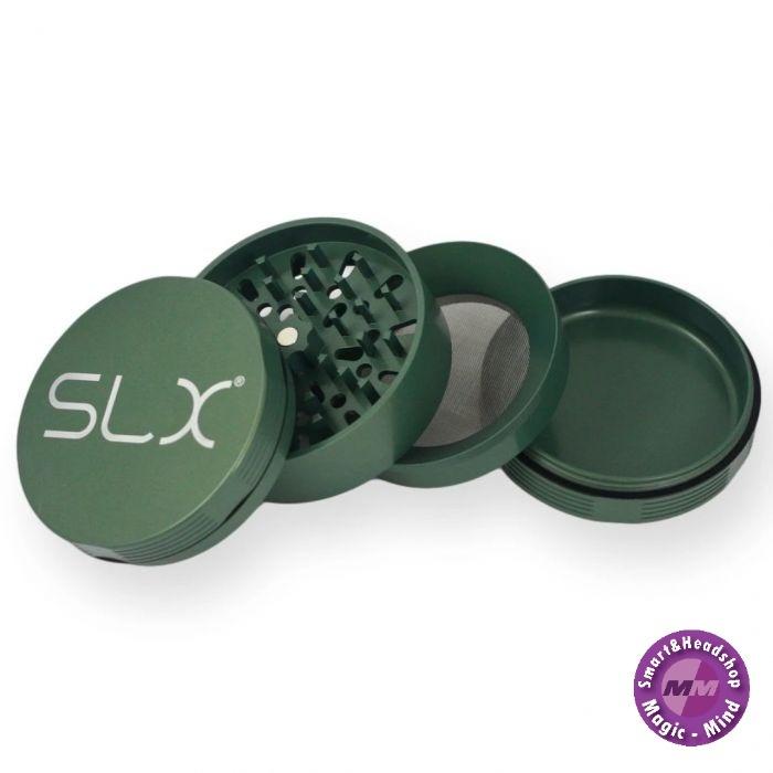 Slx SLX Grinder Aluminium Non Sticky 88 mm