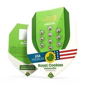 Royal Queen Seeds Royal Cookies Automatic