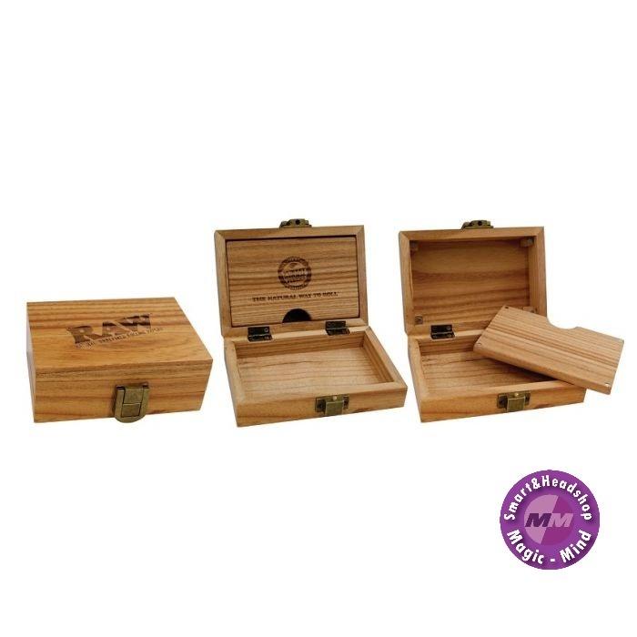 Raw RAW Wooden Box