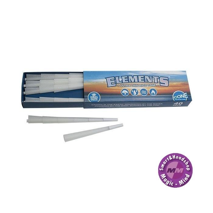 Elements Elements CONE K.S. 40 pcs/Box
