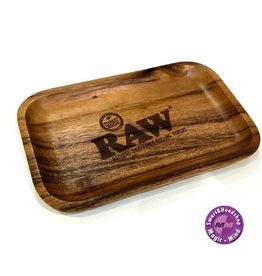 RAW RAW Wooden Rolling Tray