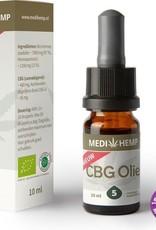 Medihemp CBG Oil 5% -10 ml