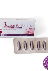 Libido JustForFemme voor vrouwen - 5 capsules
