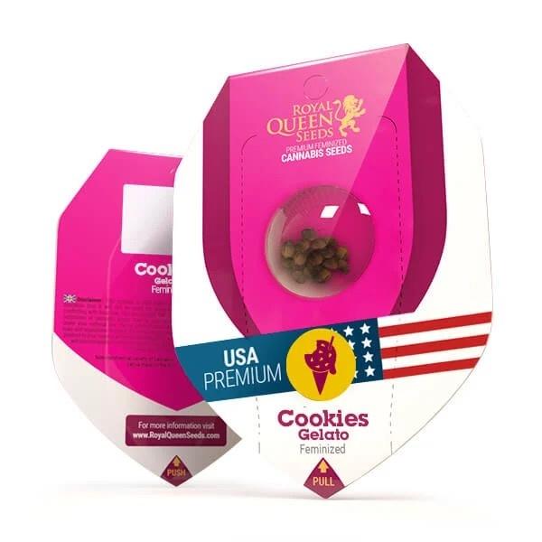 Royal Queen Seeds Cookies Gelato