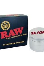 Raw RAW ALUMINUM GRINDER - 56MM - 4 PARTS