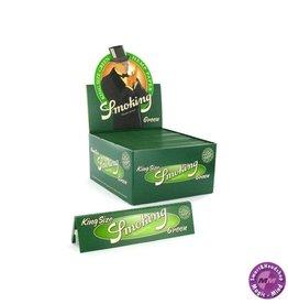 Smoking Smoking Green K.S. 50 pks/33L