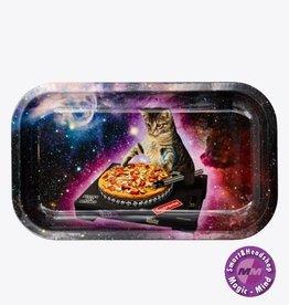 DJ Cat Metal Rolling Tray
