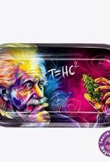 Einstein Metal Rolling Tray Large (L27cm/W16cm)