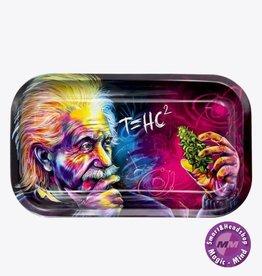 Einstein Metal Rolling Tray