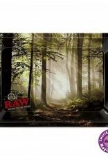Raw RAW Metal Rolling Tray (17,5 x 27,5cm)