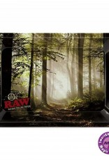 Raw RAW Metal Rolling Tray Forest Small (12,5 x 18 cm)