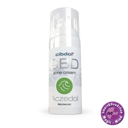 Cibdol Aczedol (Acne crème) 50 ml 100mg CBD