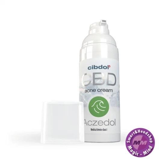 Cibdol Aczedol CBD Cream 50 ml 100 mg CBD