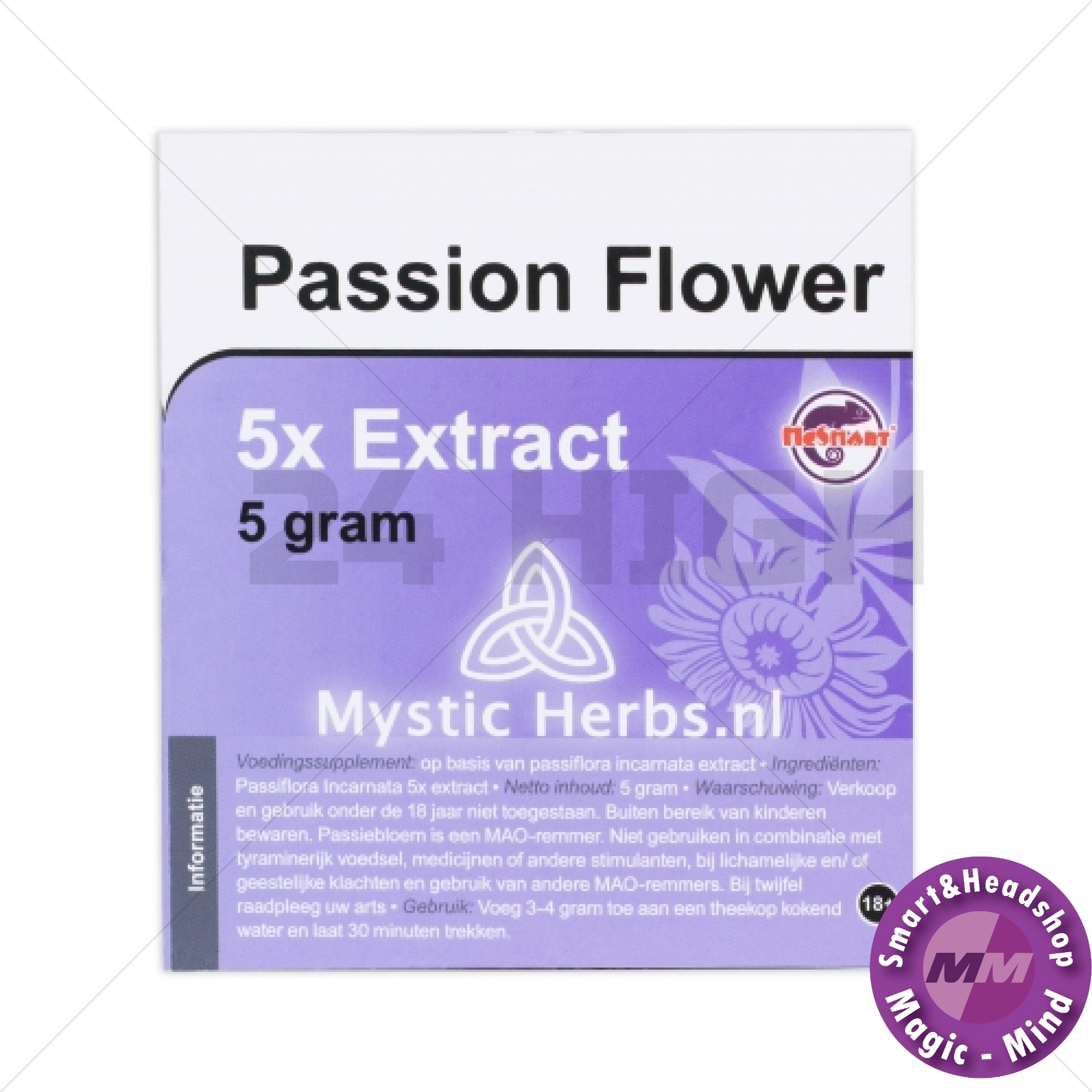 Passion Flower 5X Extract