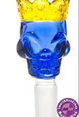 GG BONG Grace Glass   Skull King Bowl-