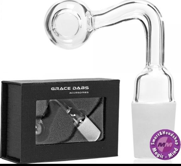 Grace Glass Dome Quartz Nail For Oil Bongs - SG:18.8mm (female)