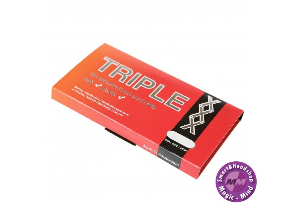 ME Triple X 6 caps