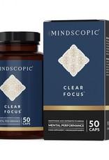 mindscopic MINDSCOPIC Clear focus  - 50 Caps