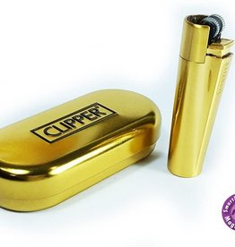clipper Clipper ® Lighter - Edition Metal  - Gold