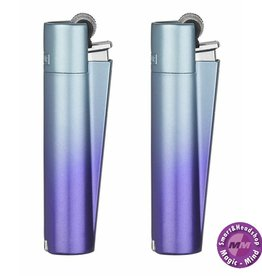 clipper Clipper ® Lighter - Edition Metal - Blue Gradient