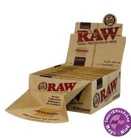 Raw RAW Classic Artesano K.S.Slim Papers 15pks/Box