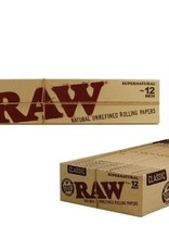 RAW RAW Classic 12 Inch (30 cm) Supernatural Papers