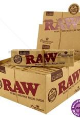 Raw RAW Classic Connoisseur K.S. Slim + Tips 24 pks/32L