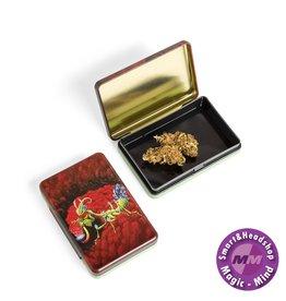 TIN BOX - SMOKING MANTIS