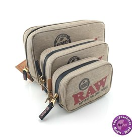 Raw RAW Smell Proof Smokers Pouch Large