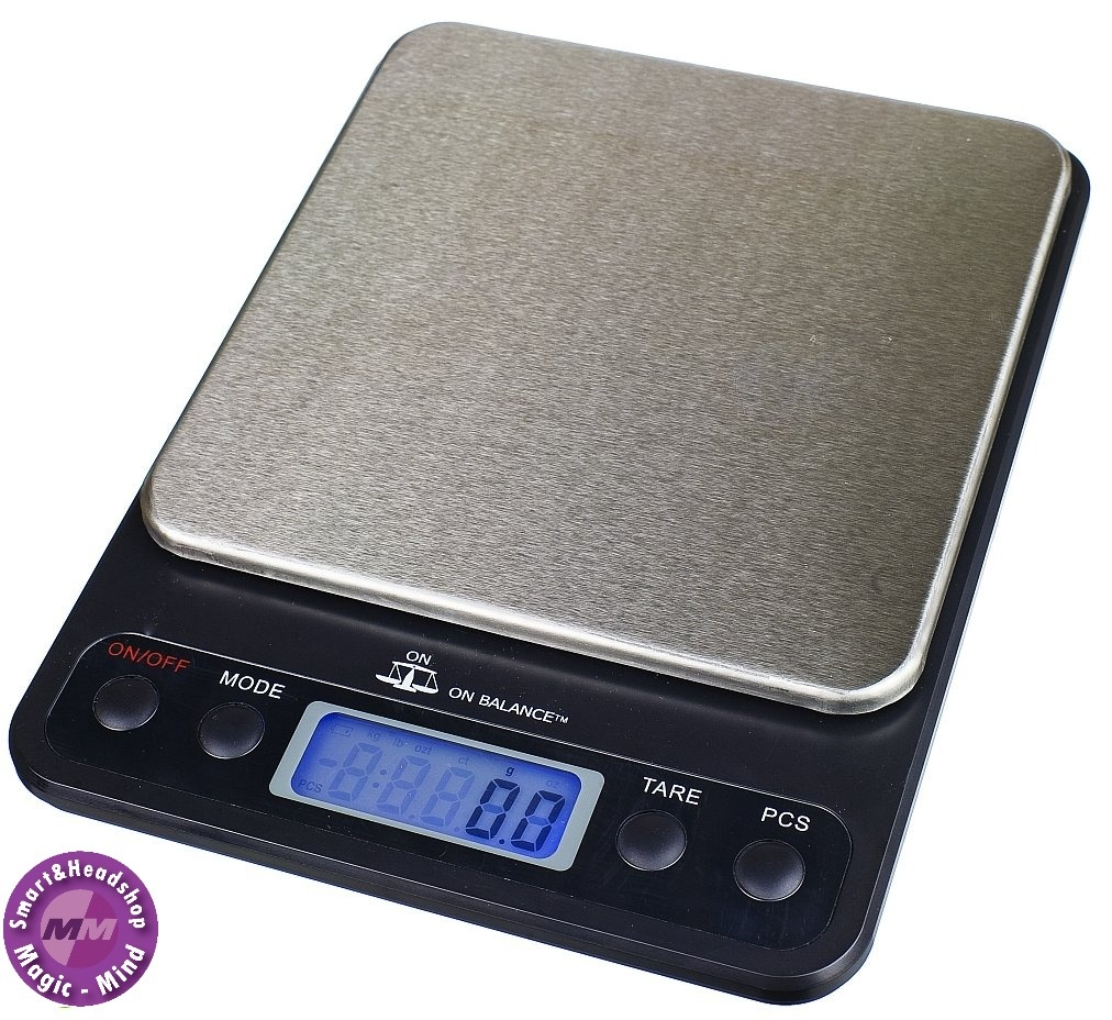 On Balance Weegschaal On Balance Table Top 3000 x 0,1 g