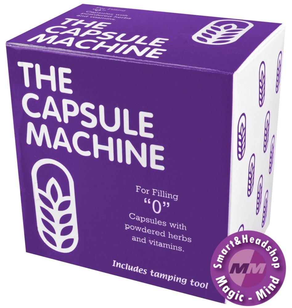 "Greenlane Capsule Machine (Formaat ""0"")"