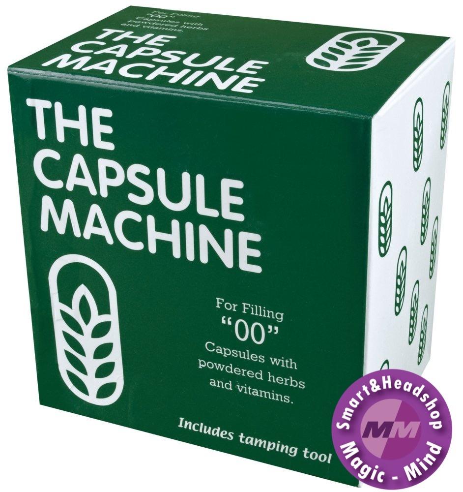 "Greenlane Capsule machine (Format ""00"")"