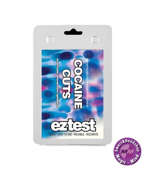 EZ Test Cocaine Cutting agents