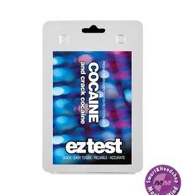 EZ Test Cocaïne & Crack Cocaïne
