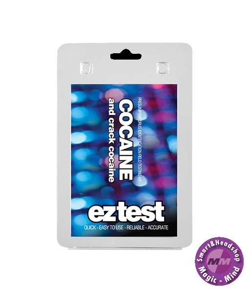 EZ Test Cocaine & Crack Cocaine