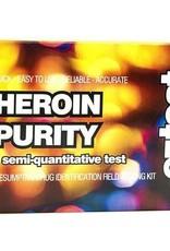 EZ Test Heroin Purity Test