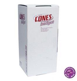 Cones Cones Budget Paper Tubes (1000 pcs x 109 mm Carton)