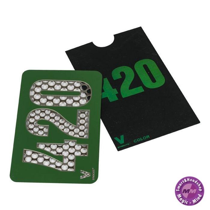 Credit card Credit Card Grinder, 420