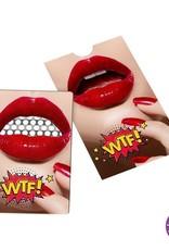 Credit card Credit Card Grinder, Lips