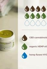 Hemptouch Weldadige CBD Balsem – Hennepzaadolie & Hennephydrolaat – 50 ml
