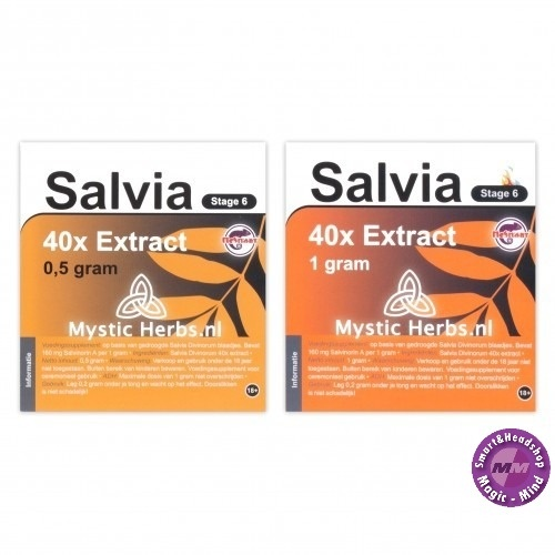 Salvia 40X Extract