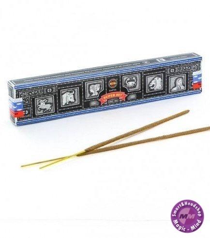 Nag Champa Incense Nag Champa Super Hit 15 gr (4 packs)
