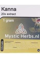 Mystic Herbs Kanna extract 20X