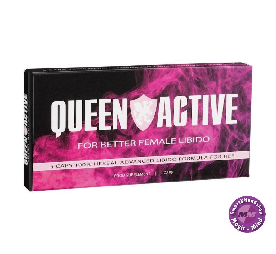 King Active Queen Active - 5 capsules