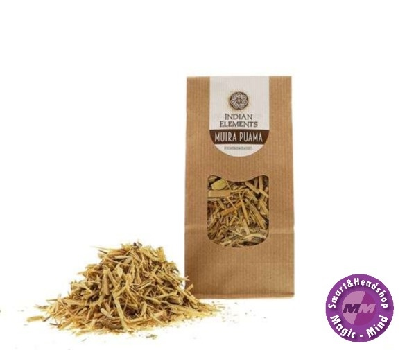 INDIAN ELEMENTS Muira Puama - 80 gram