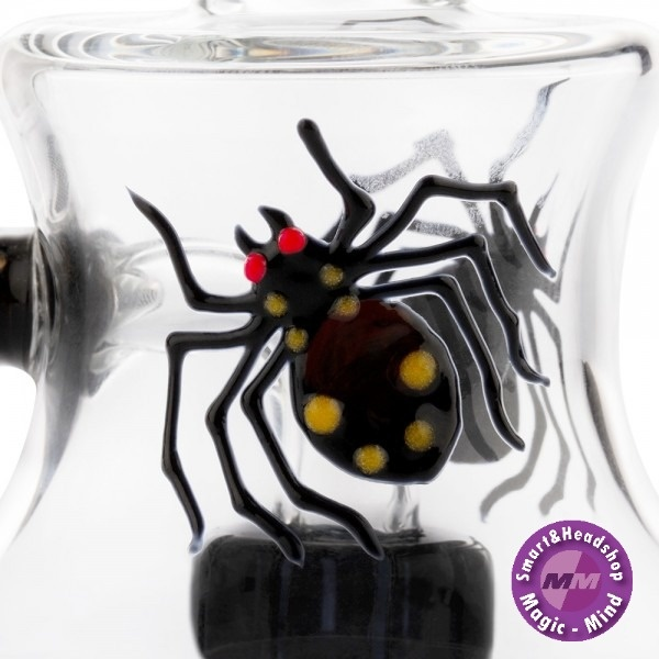 Grace glass Grace Glass | The Spider Series H:16cm - Ø:50mm - SG:18.8mm